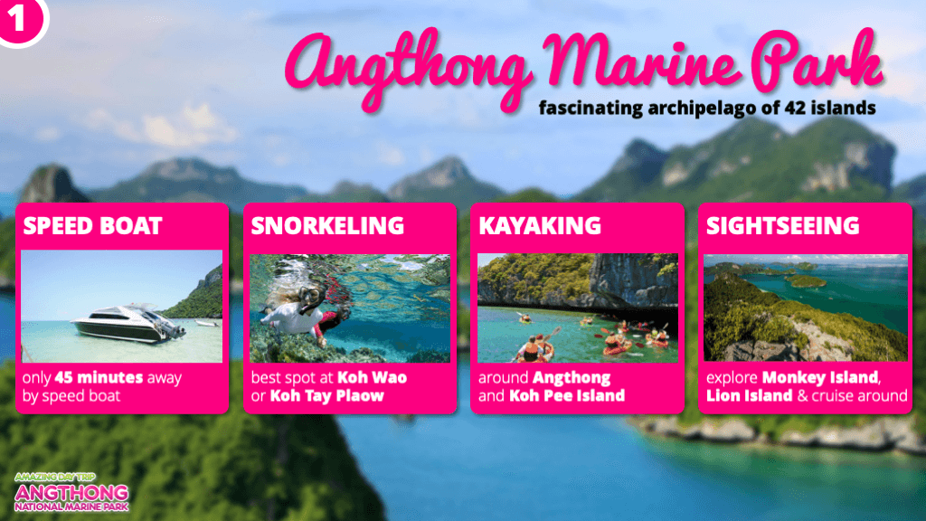 safariboat daytrips to paradise ukážka prezentácie