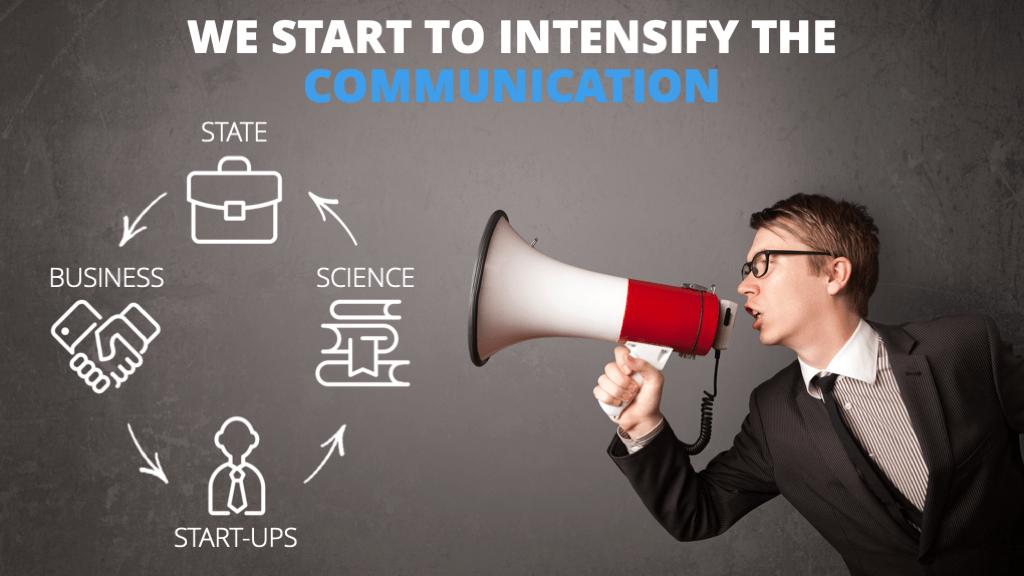 komunikácia ukážka powerpoint prezentácie