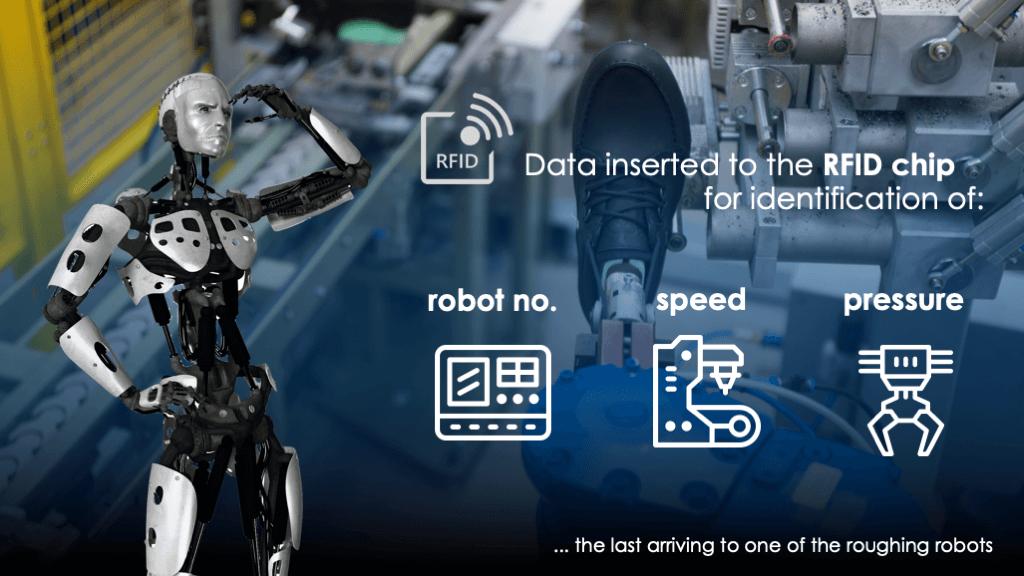 powerpoint firemná prezentácia ecco robot